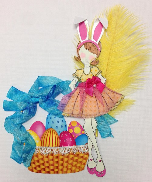 official easter doll